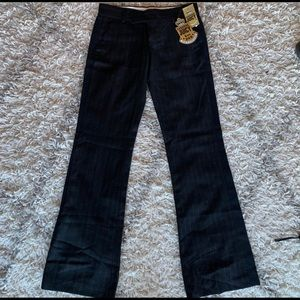 Juicy Couture Pinstriped Pants